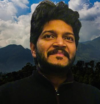 Picture of Atul Mohan