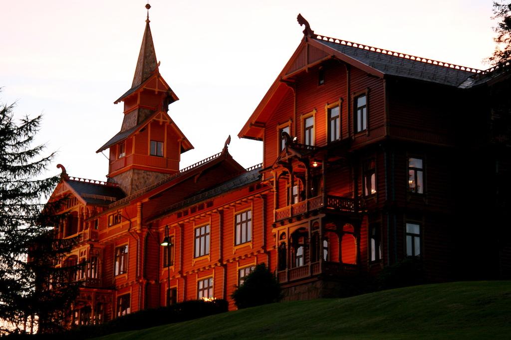 Holmenkollen Park Hotel Oslo