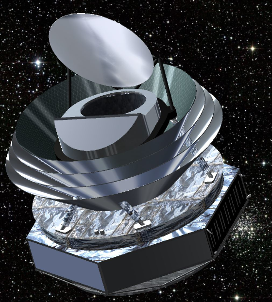 The PICO spacecraft.