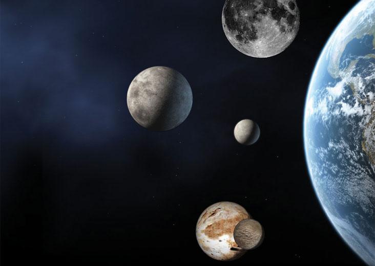 Names Of Celestial Bodies >> Dvergplanetene - Institutt for teoretisk astrofysikk