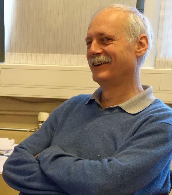 Professor Mats Carlsson