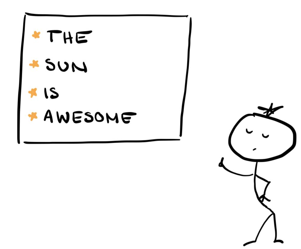 Bildet kan inneholde: tekst, hvit, tegnefilm, linjekunst, font.