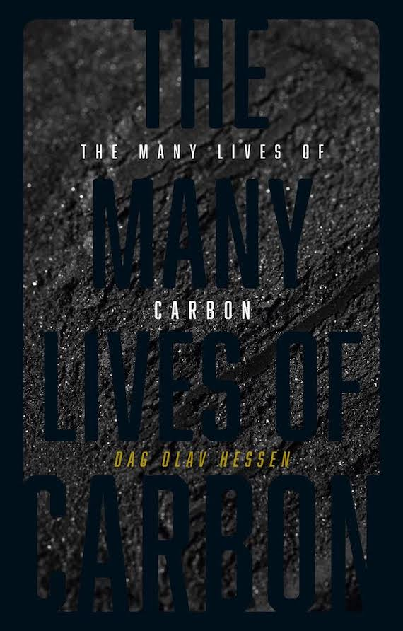 Cover of the many lives of carbon