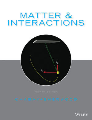 Picture of Matter & Interactions book