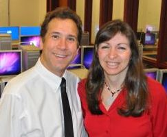 Image of Mark Guzdial and Barbara Ericson