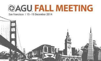 American Geophysical Union: AGU - Fall meeting 2015