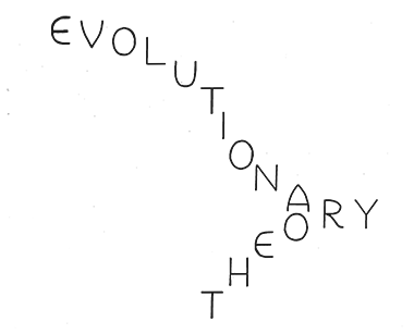Logo for the journal Evolutionary Theory.