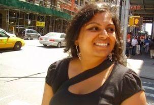 Portrait of speaker Pritty Patel-Grosz.