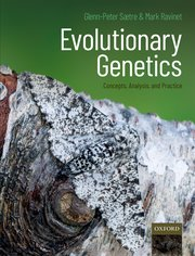 Cover of the book Evolutionary Genetics