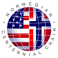 Norwegian centennial chair logo