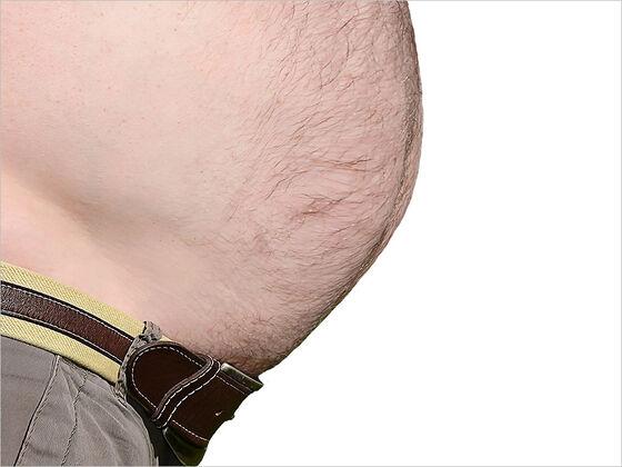 Overvektig herremage