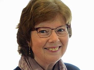 Portrett av Hanne Hjorth Tønnesen