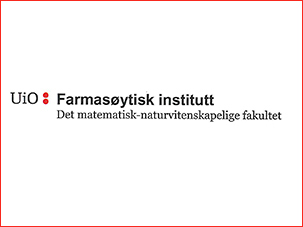Logo for Farmasøytisk institutt