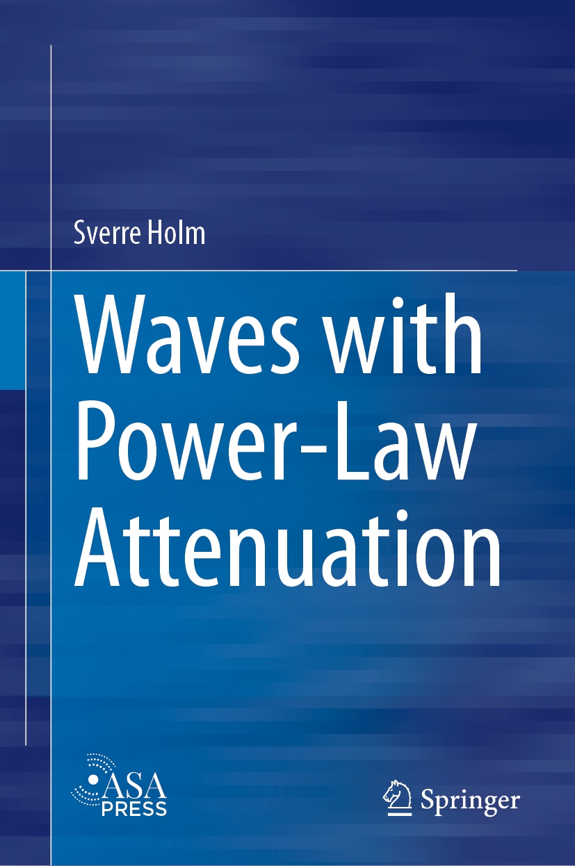 Cover of Book Waves with Power-Law Attenuation