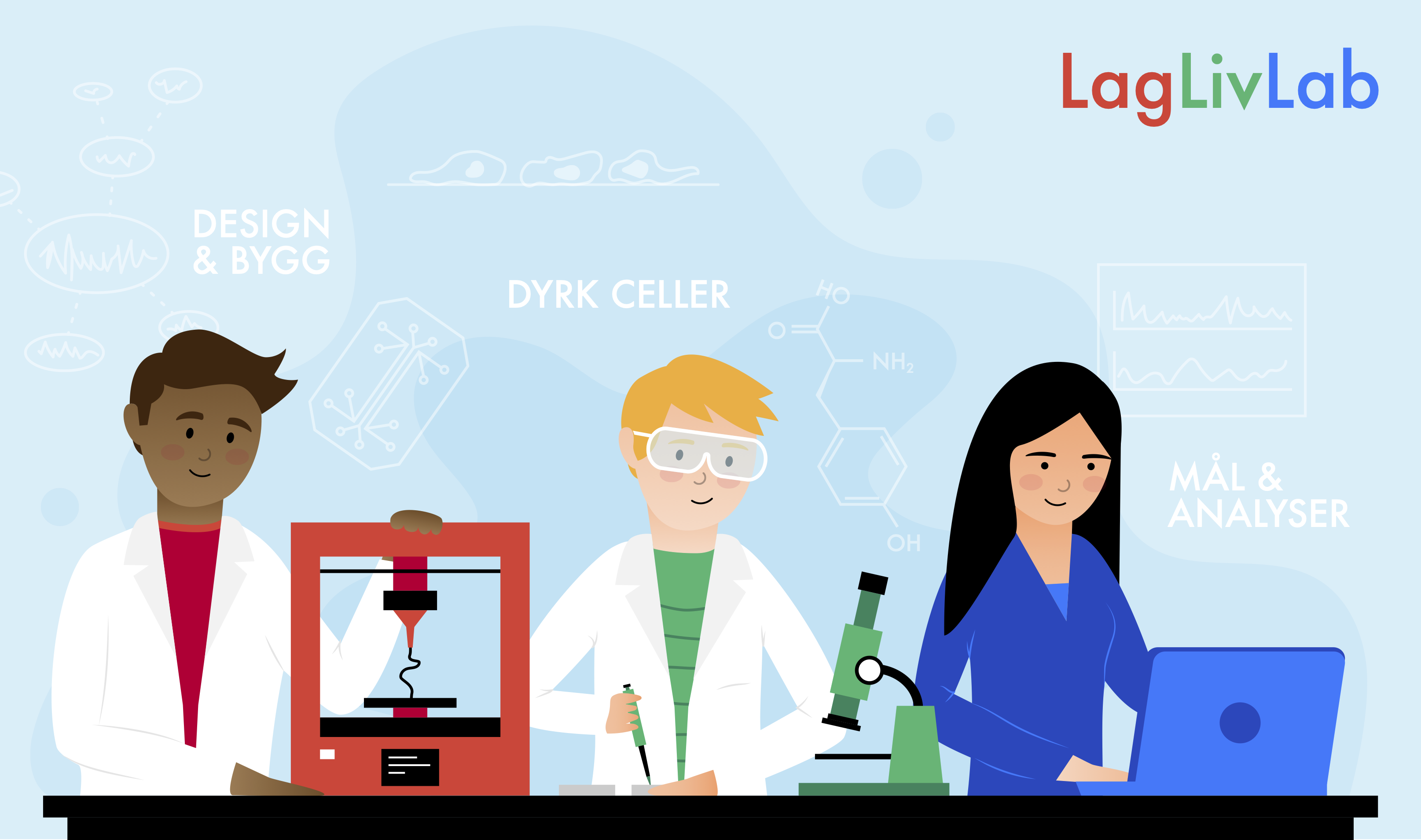 Biomakerspace LagLivLab