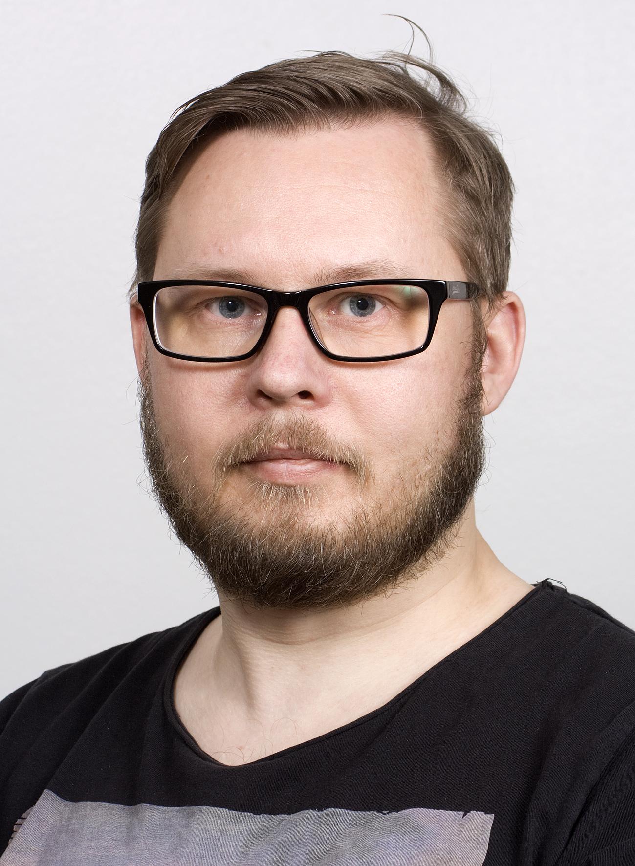 Bilde av Hegg, Sverre Andre