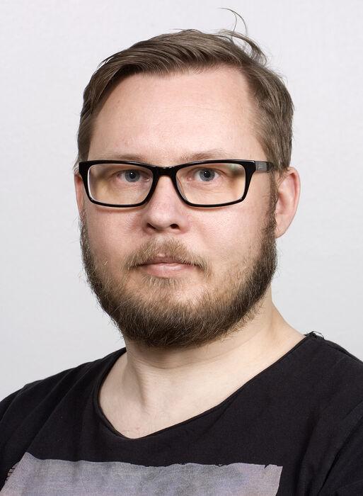 Bilde av Sverre Andre Hegg