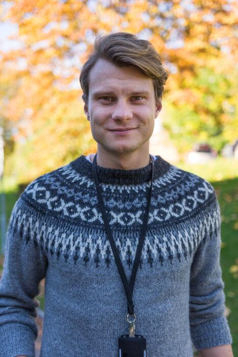 Bilde av Vegard Skiftestad Olsen