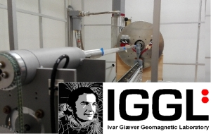 The Ivar Giæver Geomagnetic Laboratory. Photo: CEED