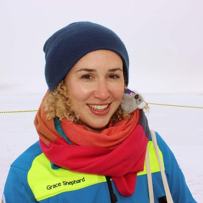 Grace Shephard is new member of the Marine Working Group of the IASC. Photo: CEED / UiO