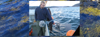 An example for a measurement instrument used in physical oceanography – the Ekman current meter which is used to measure flow in the water. Photo: Eyvind Aas, UiO