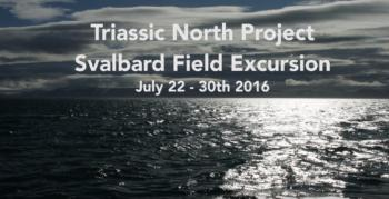 Film: Triassic North Project - Svalbard Field Excursion (July 22 - 30 July 2016). Photo: Leif Bjørnar Henriksen