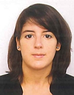 Alba Ordoñez Adellach. Photo: Private