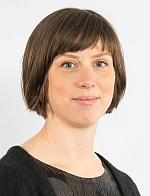 Linda Aune-Lundberg. Photo: Erling Fløistad/ NIBIO