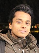 Ankit Pramanik. Photo: Private