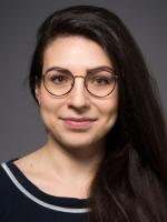 Alexandra Zaputlyaeva. Photo: MN/UiO