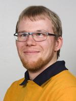 Björn Holger Heyn. Foto: Geir Holm/UiO