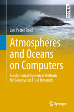 Front page 'Atmospheres and Oceans on Computers'