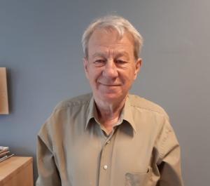 Knut Bjørlykke, tidligere professor i sedimentologi ved Institutt for geofag, nå aktiv professor emeritus samme sted. Foto: Gunn Kristin Tjoflot/UiO