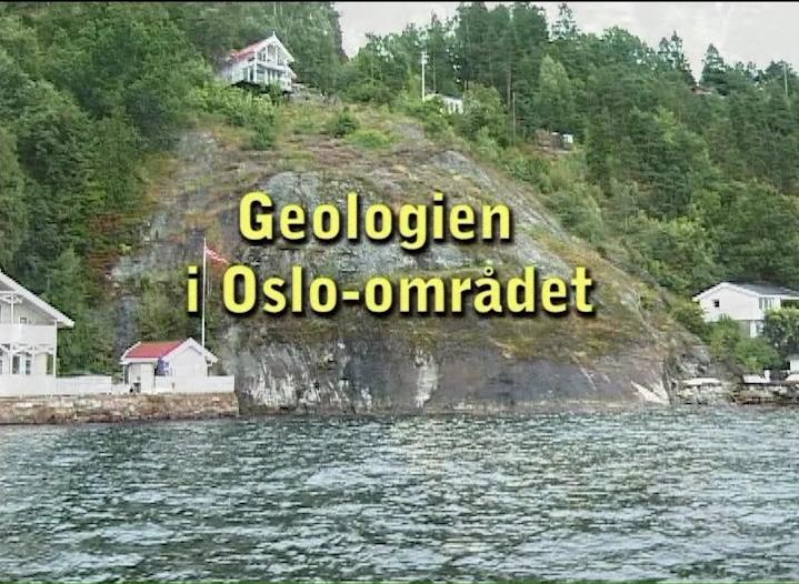 geologisk kart over oslo Ekskursjon i Oslo området   22 forskjellige GEO lokaliteter  geologisk kart over oslo