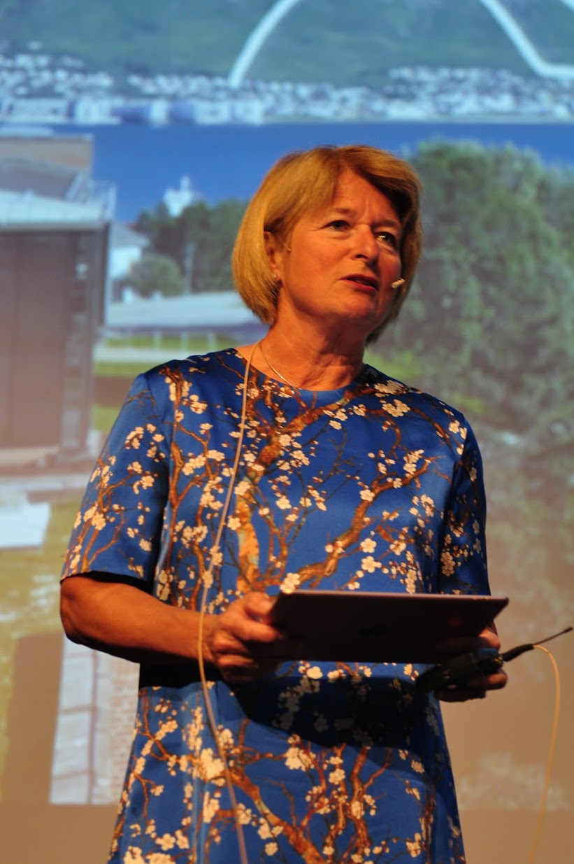 Rector of UiT The Arctic University of Norway, Anne Husebekk, opened the congress.