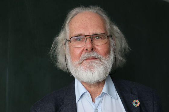 Nils Chr. Stenseth, portrettfoto