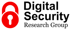 "Logo ""Digital Security Research Group"""