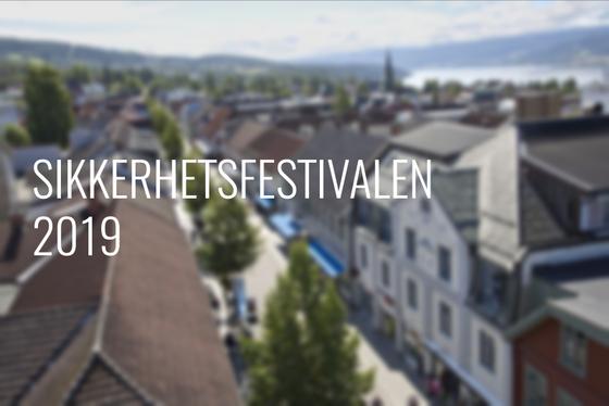 Sikkerhetsfestivalen 2019