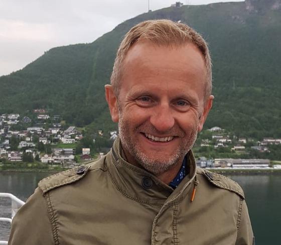 Bilde av Egil Øvrelid