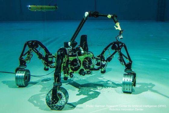 Undervannsrobot