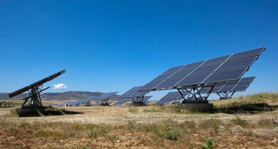 Bildet kan inneholde: Solpanel, Solenergi, Solenergi, Teknologi, Himmel.