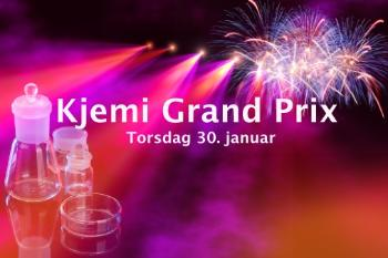 Illustration for Kjemi Grand Prix