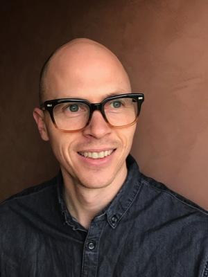 Prosjektleder Andreas Carlson