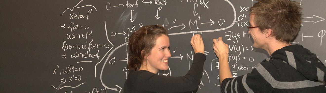dating a mathematician