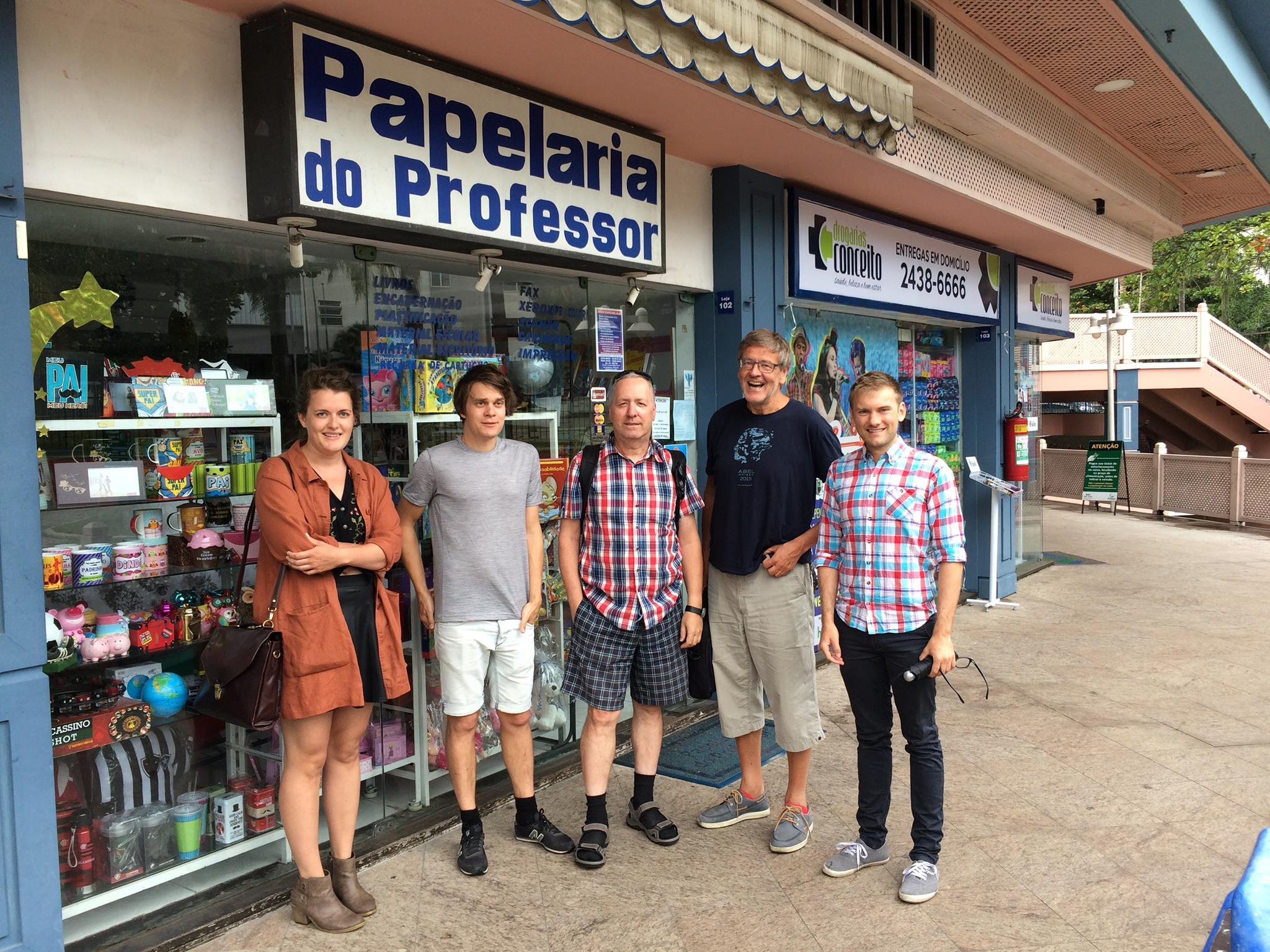 The FocuStat group in Rio
