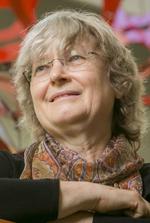 Professor Ingrid Daubechies