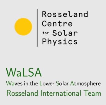 Logo of WaLSA Team - Rosseland International Team