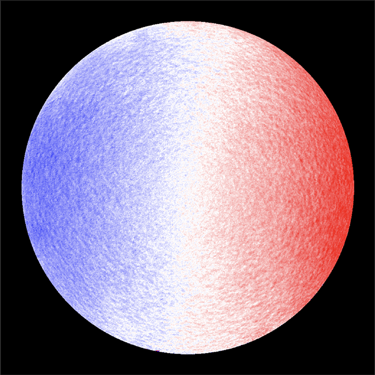 The Sun's rotation measured by Solar Orbiter